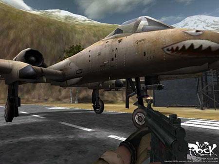أروع لعبة حربية على الإطلاق War Rock Warrock1