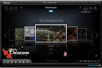 KMPlayer Screenshot - thumbnail view