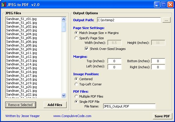 jpeg to pdf free download
