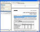 STDU Viewer screenshot2 - search function