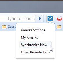 Xmarks Screenshot