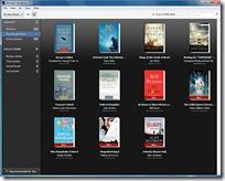 Kindle PC App Screenshot