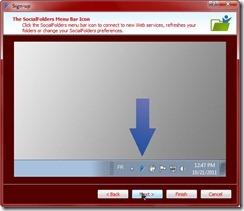 Social Folders Screen 3
