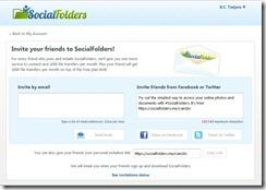 Social Folders Screen 9