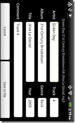 MixZing Screen 8