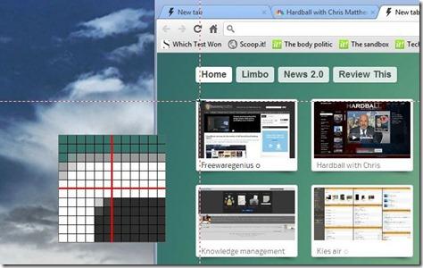 Screenshot Captor new feature 1