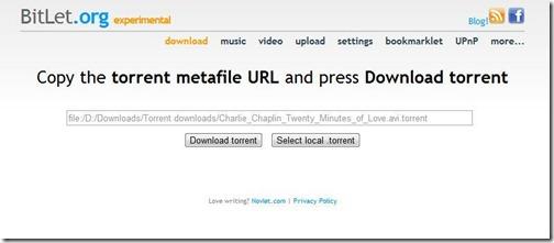 Bitlet.org screenshot1
