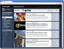 News360 Screenshot1 - The Web App
