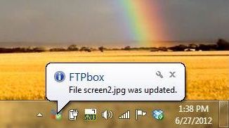 FTPbox feat