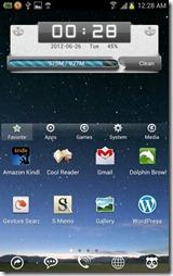 Mobo Launcher Screenshot
