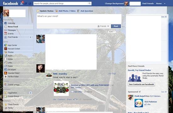 Facebook Background Changer 7