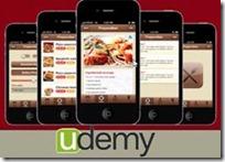 iPhone App Design Udemy - illustration