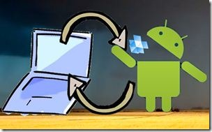 Sync PC folders with Android