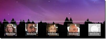 Nova Launcher direct dial icons