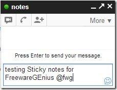 StickyNotes