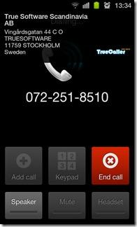 Truecaller screenshot1