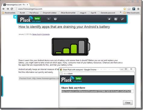 Pluck Screenshot2