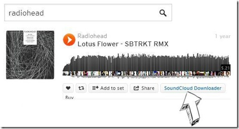 SoundCloud Downloader Screenshot2