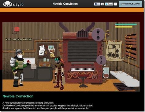 Clay.io Screenshot3 - Newbie Conviction