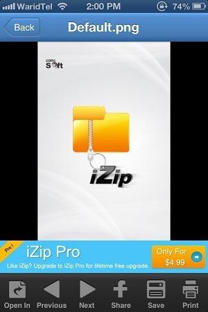 iZip 1