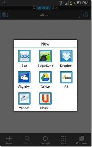 ES File Explorer Screenshot4